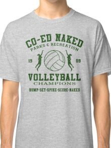 CO-ED Naked Volleyball Classic T-Shirt