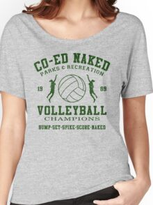 CO-ED Naked Volleyball Women's Relaxed Fit T-Shirt