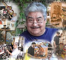 Tribute to my father, RB artist, Reynaldo by Matty B. Duran