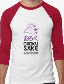 Oroku Sake Men's Baseball ¾ T-Shirt