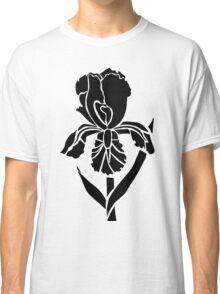 Iris Tribal Design  Classic T-Shirt