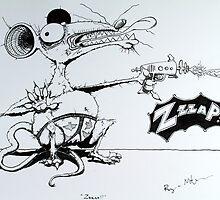 Zzzap!! by Ryan Mitchell