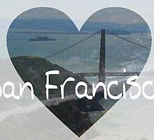 San Francisco by ayyitsautumn