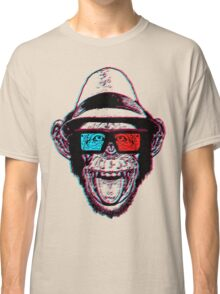 HIPSTER CHIMP - THE CHIMPSTER Classic T-Shirt