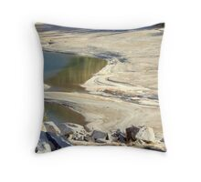 """Shoreline Designs"" Throw Pillow"