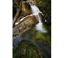 Eurobin Cascades Photographic Print