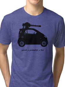 The Smart Car  Tri-blend T-Shirt