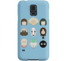 Spirited Away (Minimalistic)  Samsung Galaxy Case/Skin