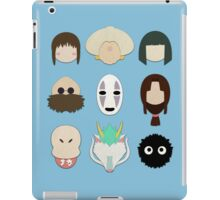 Spirited Away (Minimalistic)  iPad Case/Skin