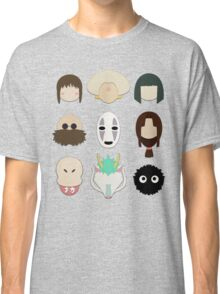 Spirited Away (Minimalistic)  Classic T-Shirt