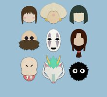 Spirited Away (Minimalistic)  Unisex T-Shirt