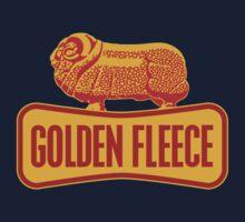 Golden Fleece Shirt by PumpingGas