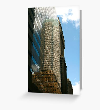 Up There 5220 Greeting Card