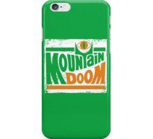 Mountain Doom iPhone Case/Skin