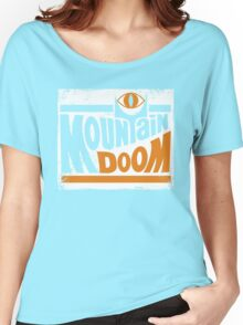 Mountain Doom Women's Relaxed Fit T-Shirt