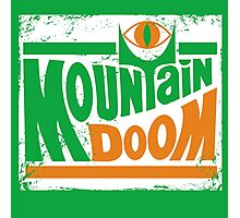 Mountain Doom Photographic Print