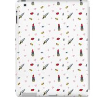 Lipstick and Bullets iPad Case/Skin