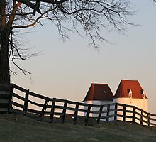 Pennsylvania Farm by emjaynie