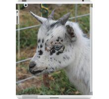Theodore Goat iPad Case/Skin