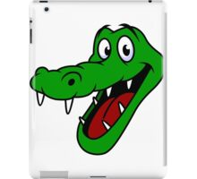 gATOR hEAD iPad Case/Skin