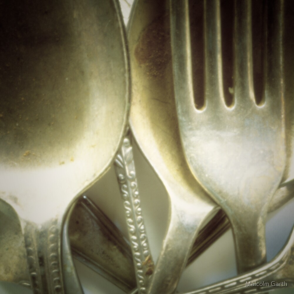 Silverware... by Malcolm Garth