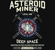 Asteroid Mining Unisex T-Shirt