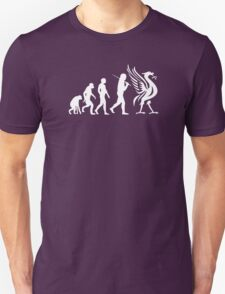 Evolution to..be Unisex T-Shirt