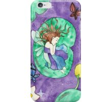 Child of lilies iPhone Case/Skin