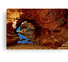 """""""The Grotto"""" Canvas Print"""
