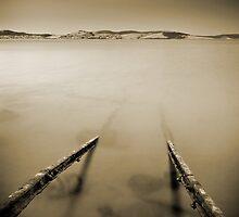 Guide Me - Sandy Bay, Hobart, Tasmania by Liam Byrne