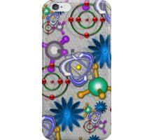 """Carbon:  Social Atom""© iPhone Case/Skin"