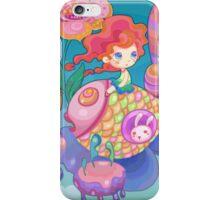 a little fish iPhone Case/Skin