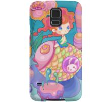 a little fish Samsung Galaxy Case/Skin