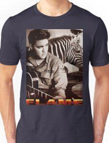 """ELVIS """"FLAME"""" Unisex T-Shirt"""