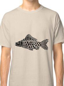 Carp Tribal Design  Classic T-Shirt