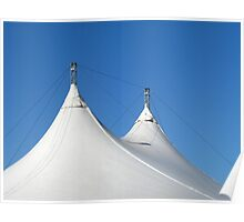 Port Fairy - Big top at Folk Festival Poster