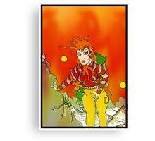 Traveller! [Colour] Canvas Print