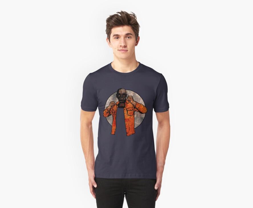 Fisticuffs (Colour Shirt) by matthewdunnart