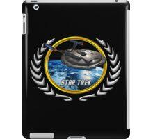 Star trek Federation of Planets Enterprise NX01 iPad Case/Skin