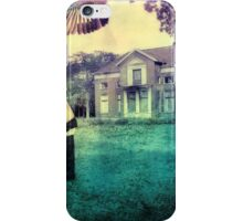 Catching wings iPhone Case/Skin