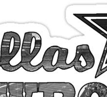 Stadium - Cowboy Sticker