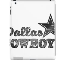 Stadium - Cowboy iPad Case/Skin