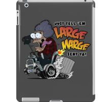 Large Marge Fink iPad Case/Skin