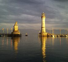 Lindow on the Bodensee  by Germany