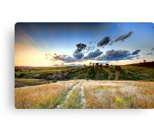 Heavenly Yass Valley Canvas Print