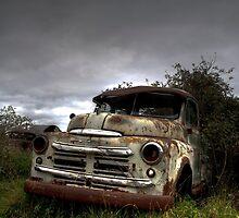 Rusting Dodge Maldon  by Scott Sheehan