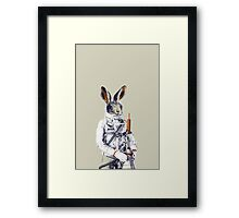 Peppy Framed Print