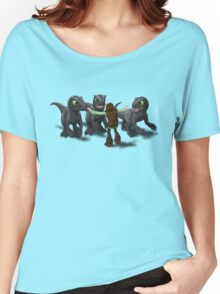 How to Train Your Dinosaur Women's Relaxed Fit T-Shirt