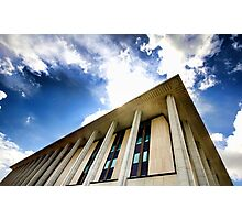 Library Sky Photographic Print