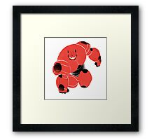 red bay max Framed Print